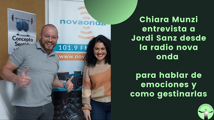 Entrevista en la radio Nova Onda en Albacete