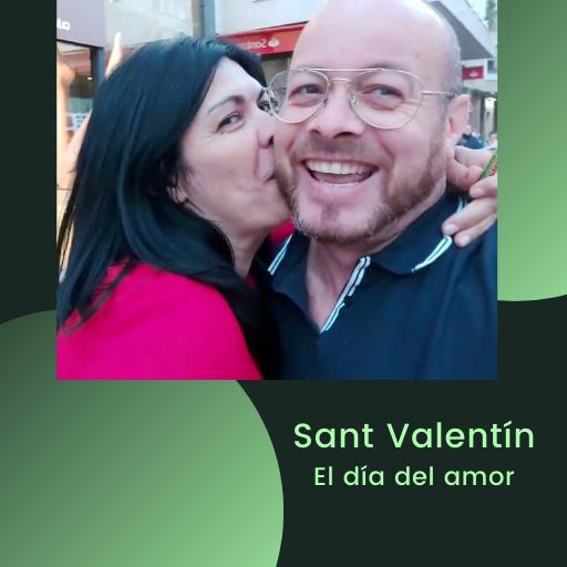 Sant Valentín (el día del amor)