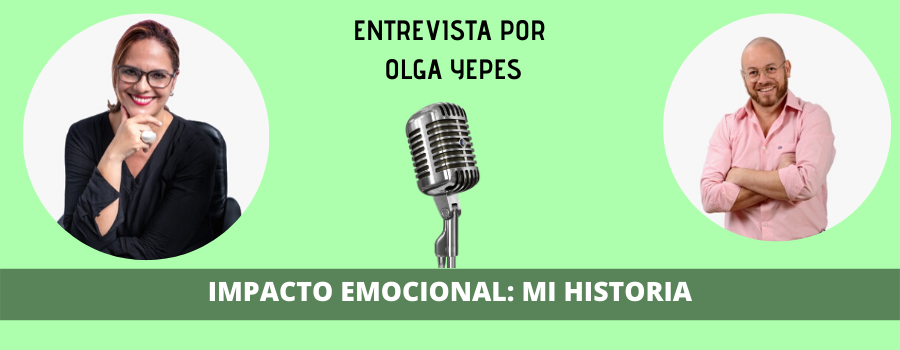 Entrevista con Yepes – Impacto Emocional: Mi historia